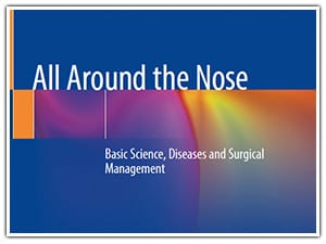 All Around the Nose book